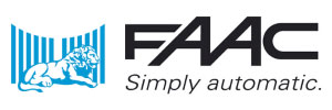 FAAC Simply Automatic Branded Gates